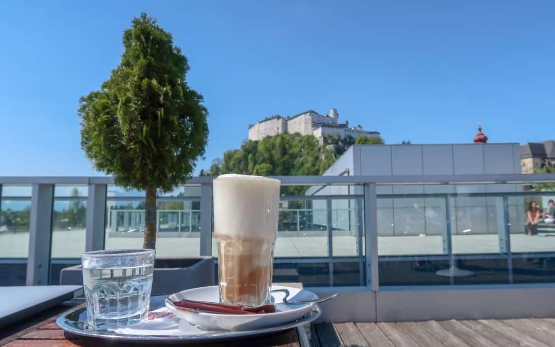 Unikumsky Rooftop Cafe Bar Experience Salzburg