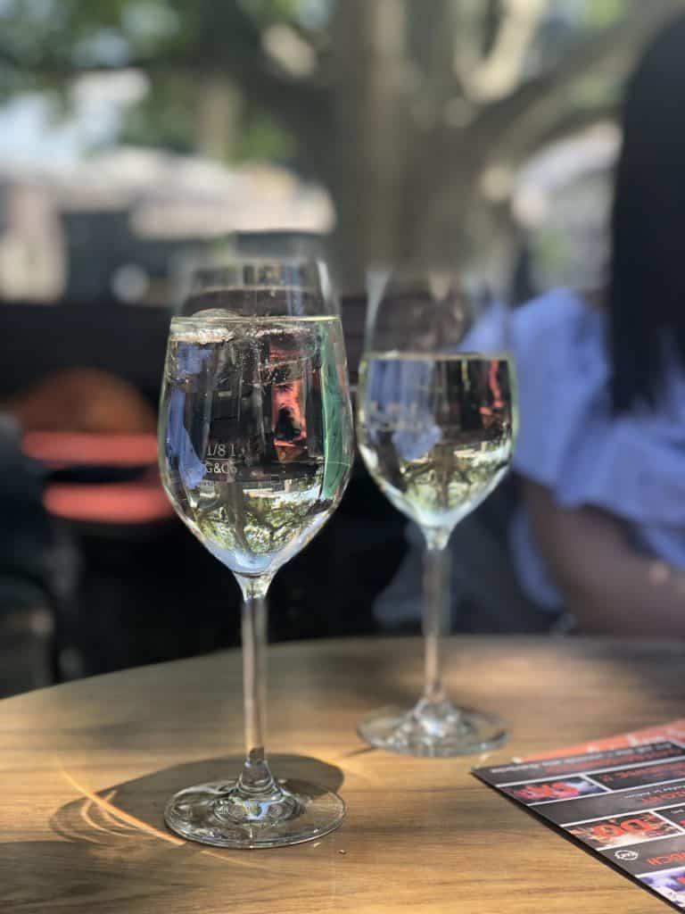 Wine, Salzburg, Austria, Spritzer